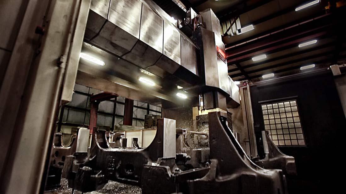 Mazak Versatech V 140n Bridge Mill Large Parts