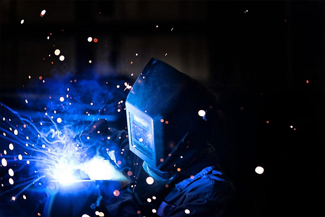 welding capabilities