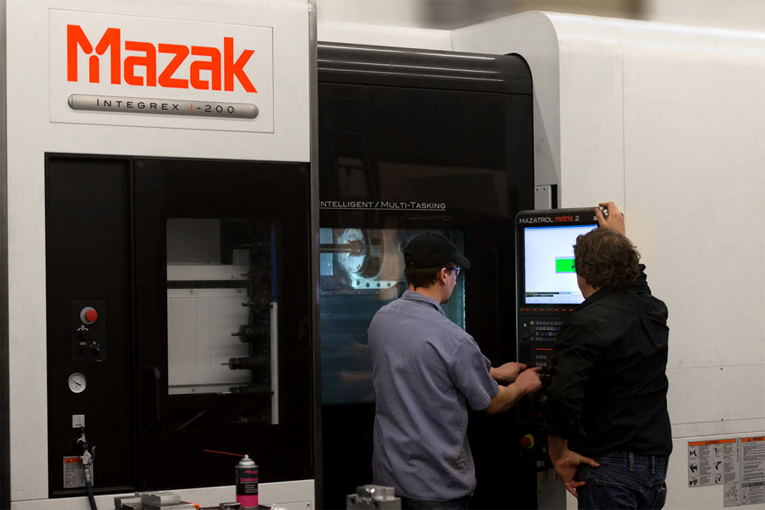 5 Axis Milling Amp Turning Machining Capabilities R